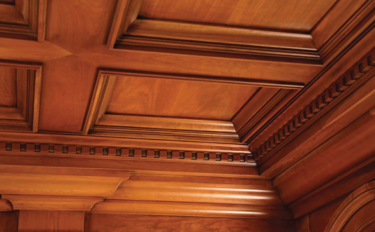 Mouldings and Millwork – Paxton Wood